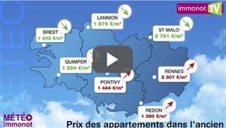 M�t�o Immonot de Bretagne - F�vrier 2015