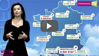 Mars 2015 - La m�t�o des prix de l'immobilier