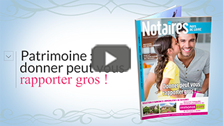 Magazine des Notaires & immonot de décembre 2016