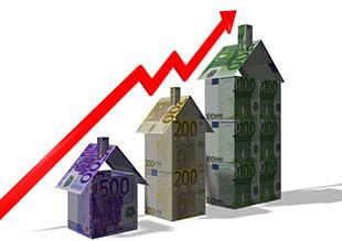 tendance du march immobilier immobilier une reprise amorc e. Black Bedroom Furniture Sets. Home Design Ideas
